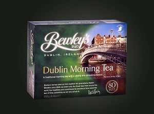 Dublin Morning Tea