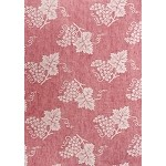 Uva Tablecloth Plum 180x240