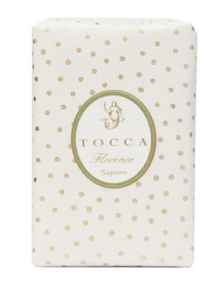Florence Sapone (Soap) from Tocca