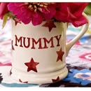 Red Star Mummy Mug