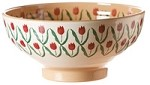 Red Tulip Salad Bowl