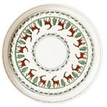 Reindeer Large Quiche Dish