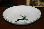 Stag Coupe Soup Plate 7.75''