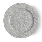 Dove Grey Felicity Dinner Plate 10.5 inch