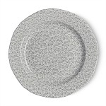 Dove Grey Felicity Lunch Plate 8.5 inch