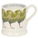Greenfinch 1/2pt Mug