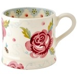 Rose and Bee Baby Mug
