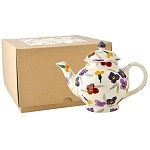 Wallflower 4 Cup Teapot Boxed