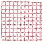 Red Check Tablecloth 56