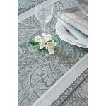 Isaphire Agate Tablecloth 69 x 120 Greet Sweet