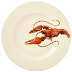 Crayfish 8.5 inch Lunch Plate