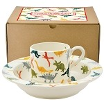 Dinosaur Baby Mug and Bowl Boxed Set