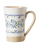 Forget Me Not Tall Mug