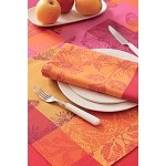 Mille Fiori Tablecloth 71 x 98 Feuillage