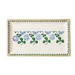 Clover Med Rectangle Dish