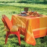 Marie Galante Passion Table Linens-Green Sweet