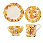 Oranges Place Setting