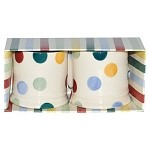 Polka Dot Mini Mug Set /2