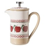 Apple Small La Cafetiere Pot