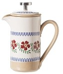 Old Rose Small Cafetiere Pot