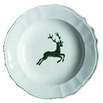 Stag Baroque DInner Plate