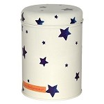 Starry Skies Round Caddy Tin