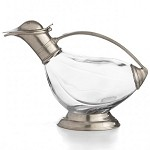 Arte Italica Taverna Duck Decanter