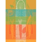 Carotte Rape Roux Kitchen Towel