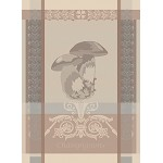 Champignons Cr�me Kitchen Towel