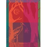 Cigogne Printemps Kitchen Towel