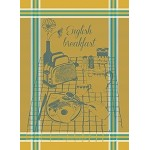 English Breakfast Curry Kitchen Towel