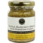 Truffle-Hazelnut Pesto Spread with Parmesan Cheese