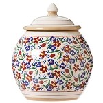 Nicholas Mosse Wild Flower Meadown Cookie Jar