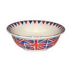Union Jack Cereal Bowl