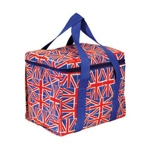 Union Jack Cooler Bag