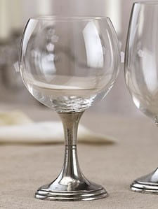 Arte Italica Verona Water/Wine Glass