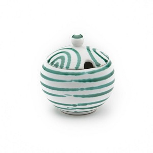 Dizzy Green Classic Sugar Pot