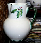 Winterberry Large Jug