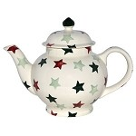 Christmas Star 4 Cup Teapot
