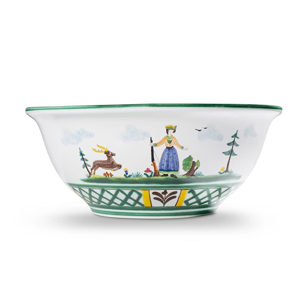 Hunter's Delight Salad Bowl