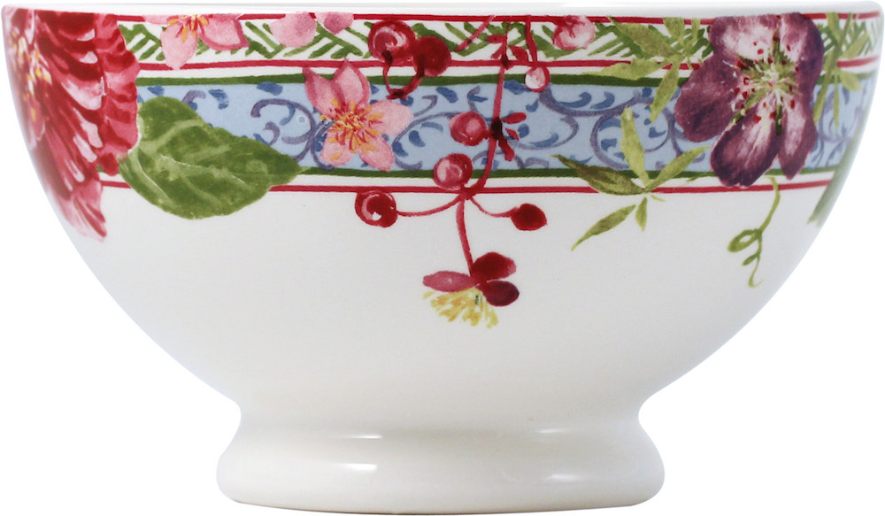 Gien Millefleurs French Style Bowl- 1 available
