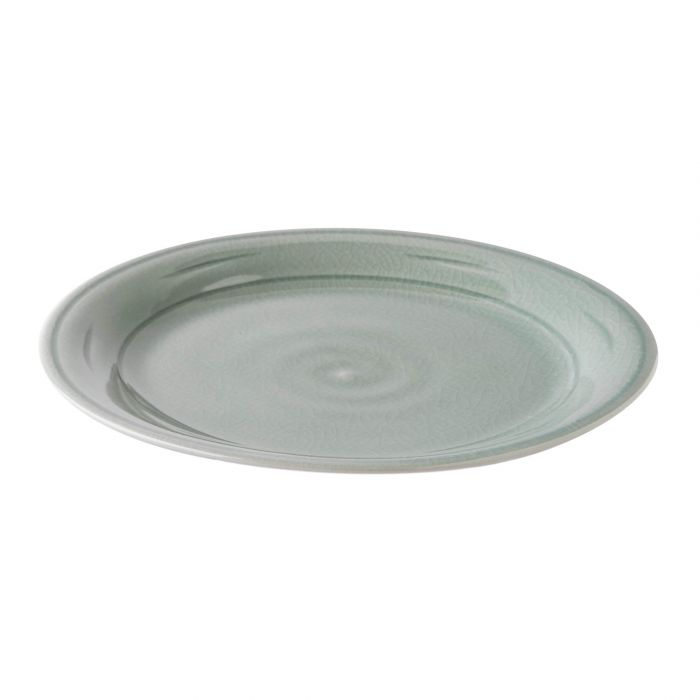 Belmont Crackle Celadon Dinner Plate - 4 available