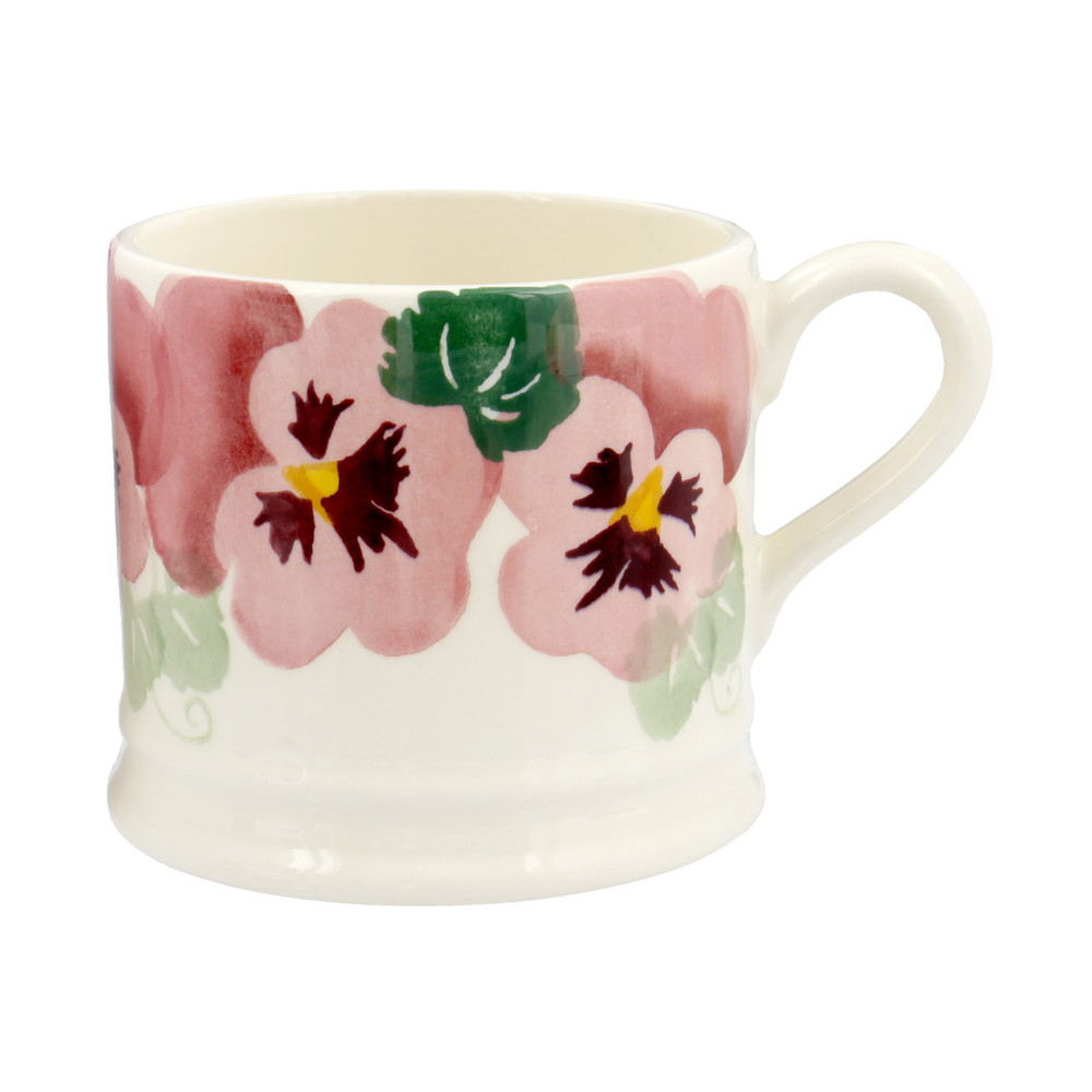 Pink Pansy Small Mug-1 available