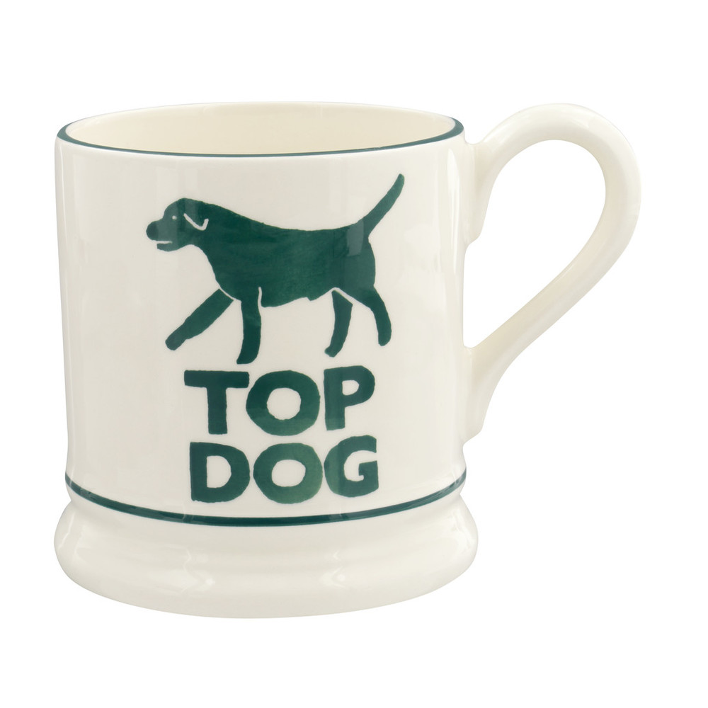 Top Dog 1/2 Pint Mug
