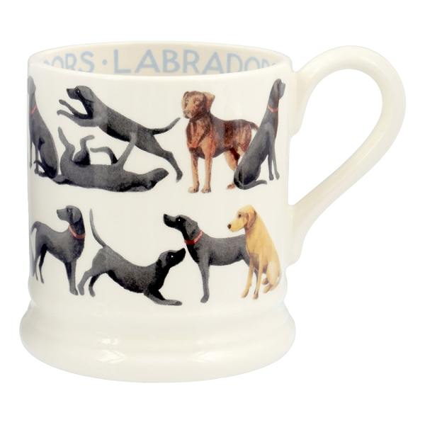 All Over Labrador 1/2 Pint Mug -2 available