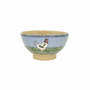 Hen Small Bowl