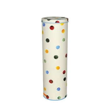Polka Dot Tall Tin-9 available