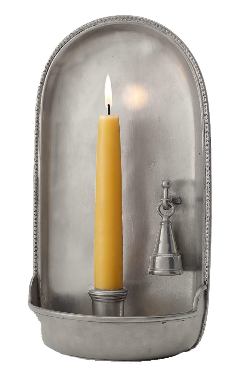 Match Wall Sconce with Snuffer
