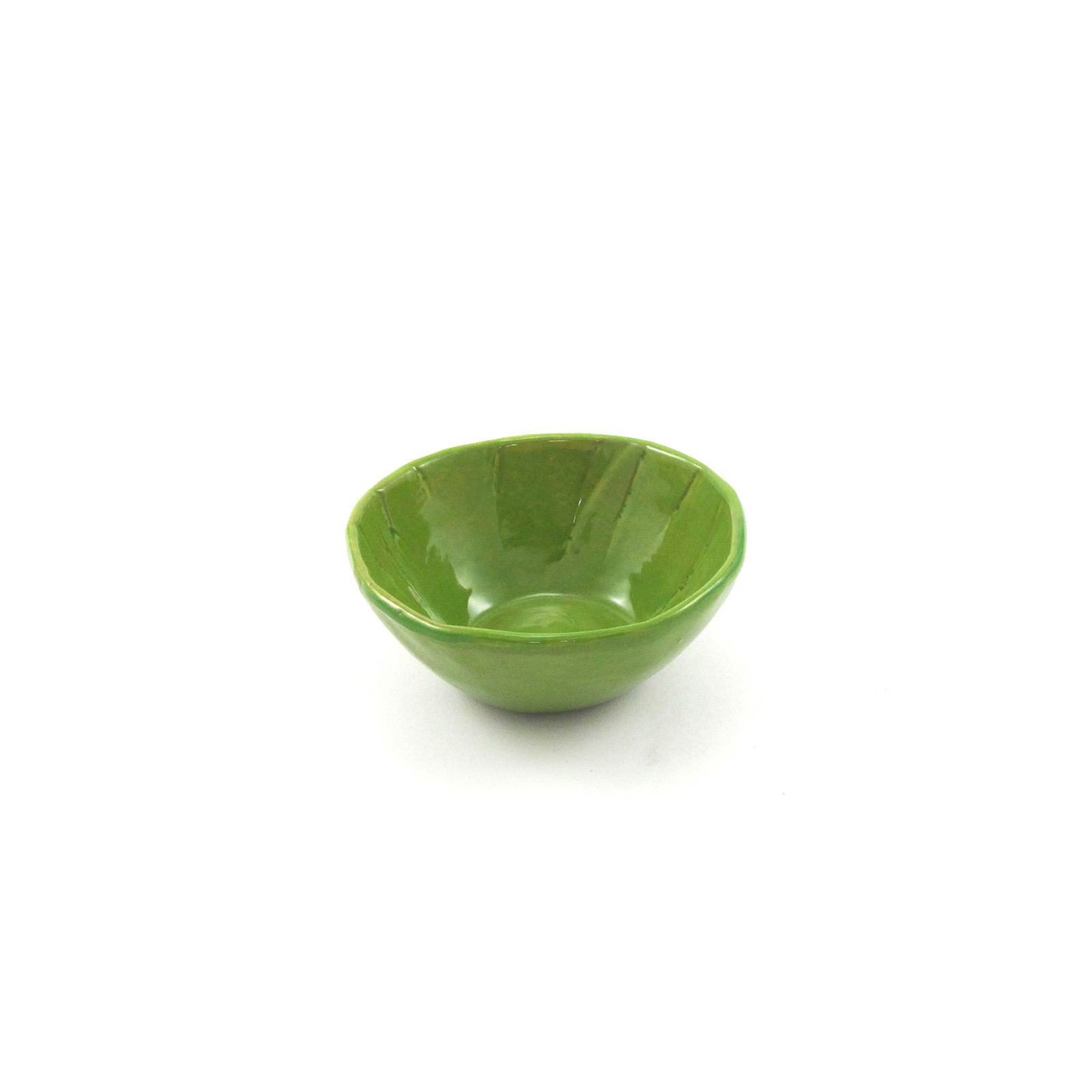 R Wood Dipping Bowl
