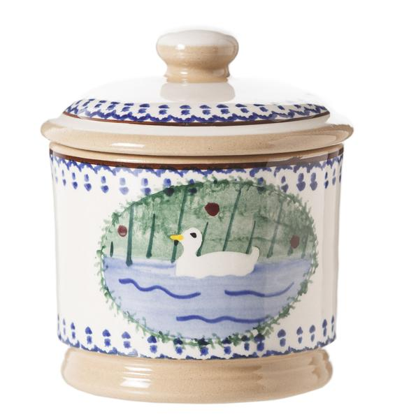 Duck Lidded Sugar Pot -3 available